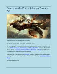 Determine the Entire Sphere of Concept Art.pdf