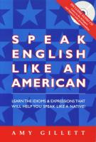 Speak English Like An American - Idioms and vocabulary (OCR, indexed).pdf