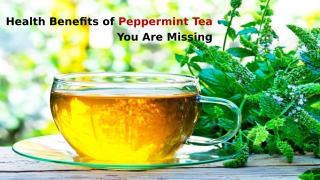 5 Health Benefits of Peppermint Tea You Are Missing.pptx