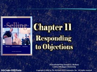 Chap011 - Selling.ppt