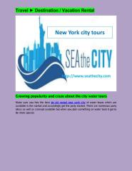 New York city tours.PDF