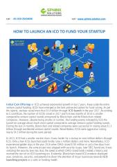 HOW TO LAUNCH AN ICO TO FUND YOUR STARTUP.pdf