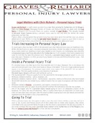Legal Matters with Chris Richard – Personal Injury Trials.pdf